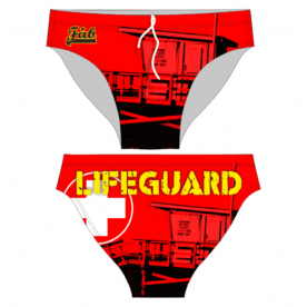 Lifeguard Tower Brief