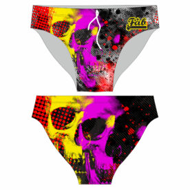 Double Skulls Male Brief
