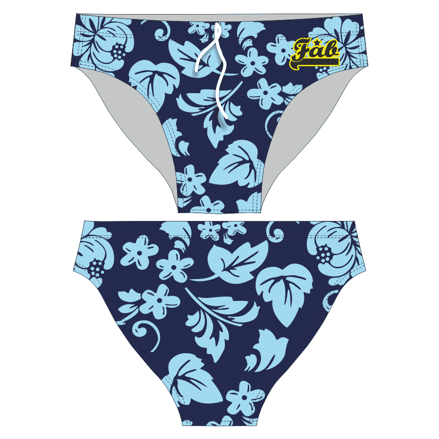 Hawaian Blue Brief