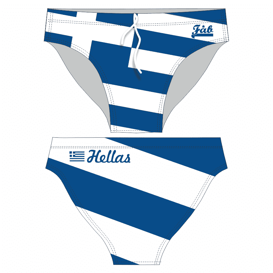 Hellas Vertical Male Brief
