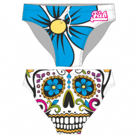 Mexican Skull Male Brief