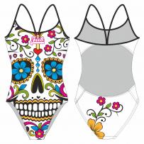 Mexican Skull Female Openback