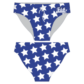 Classic Retro Stars W Royal Brief